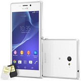 SONY Xperia M2 Dual [D2302] - White - Smart Phone Android